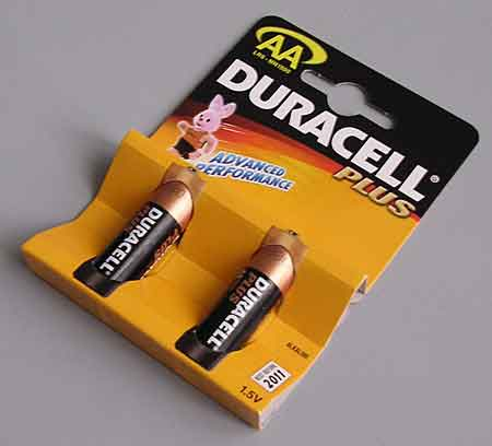 DURACELL Plus
