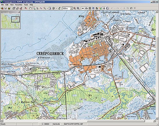 Программа Для Рисования Карт Местности - фото 5